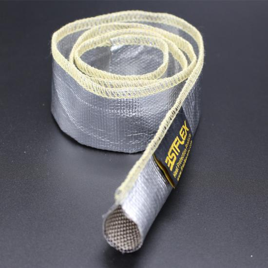 LIGHTWEIGHT REFLECTIVE HEAT BARRIER THERMAFLECT SLEEVE