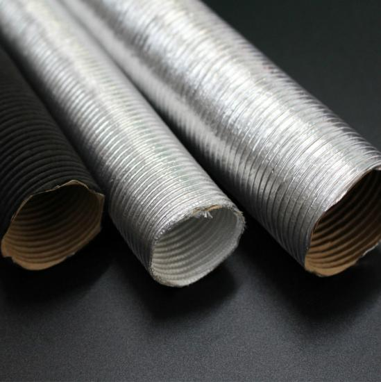 Aluminum Heat Shield Tubing