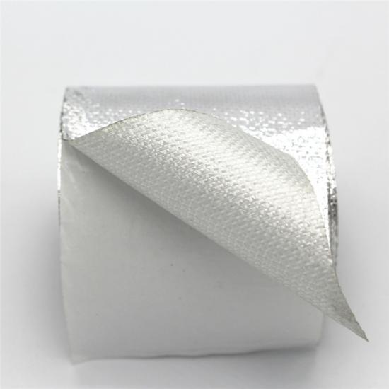 Silver Aluminized Heat Reflective Tape