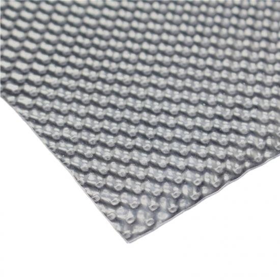 Aluminum ehxaust heat shield