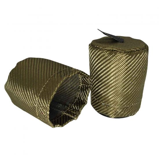 Titanium Oil Filter Thermal Shield