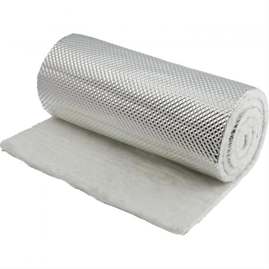 Aluminum Exhaust pipe heat shield kits