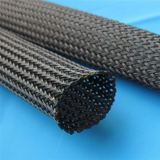 expandable braided cable sleeving
