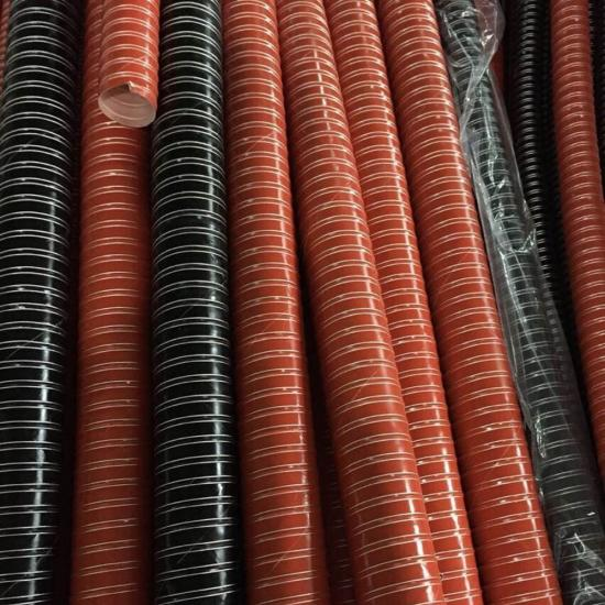 Silicone Flexible Ducting
