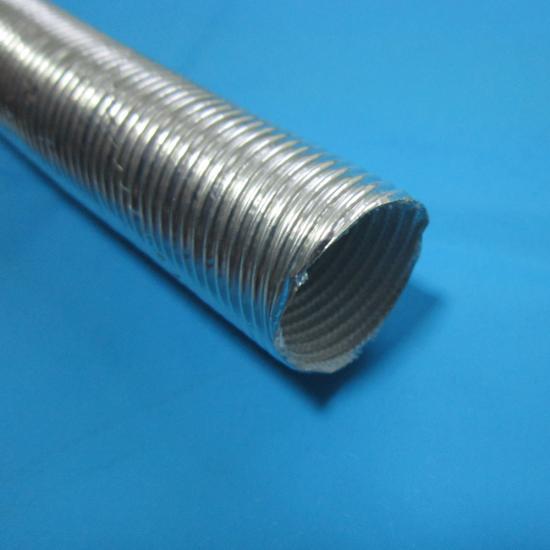 Aluminized Fiberglass air duct hose