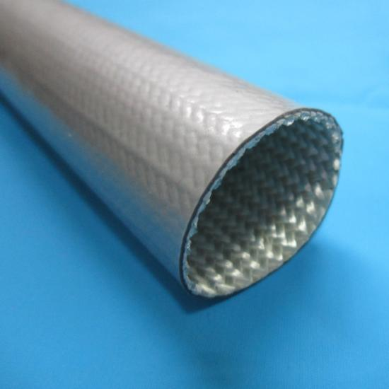 Heat Reflective Silicone Glassfibre Sleeve