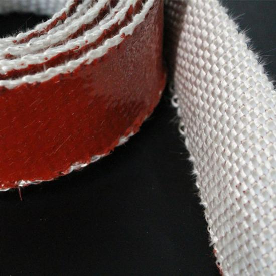 Firesleeve thermal glass fiber tape